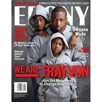 Dwyane Wade & sons Zaire and Zion