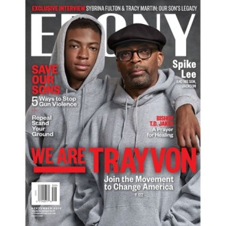 Spike Lee & his son Jackson